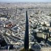 Le nord de paris vu depuis la tour montparnasse