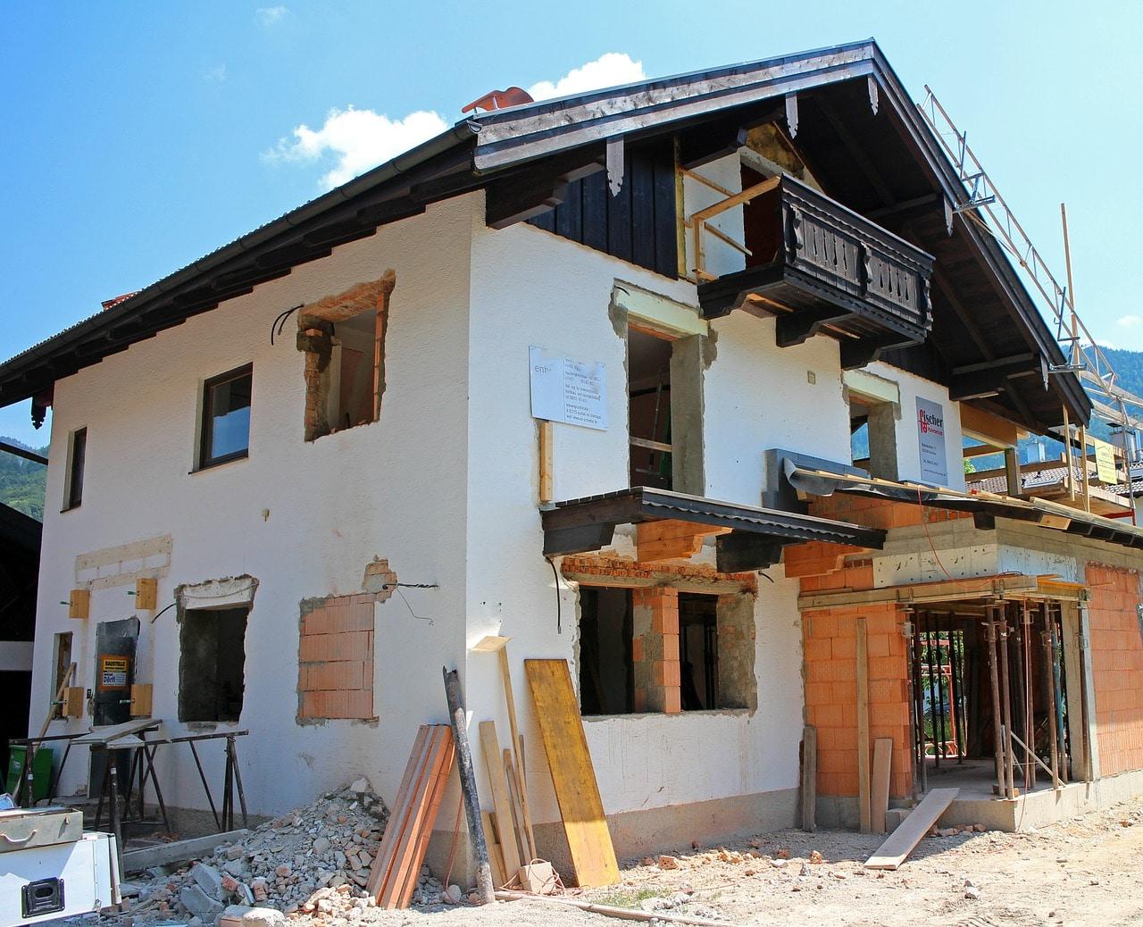 investissement travaux maison